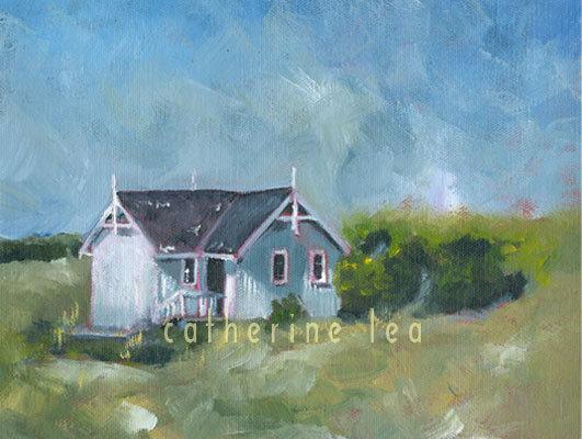 Cottage on Bald Head