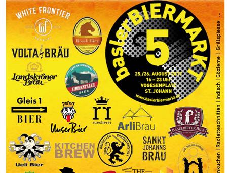 5. Basler Biermarkt