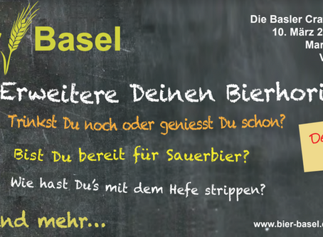 Basler Craft Bier Messe