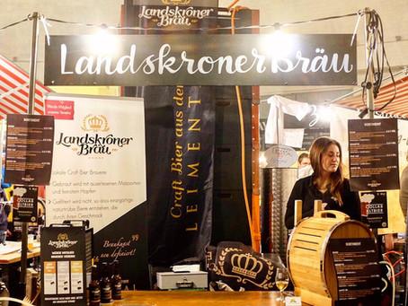 Landskroner Bräu zum zweiten Mal an der Bier Basel