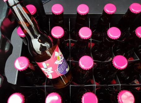 Drummeli-Bier von Landskroner Bräu