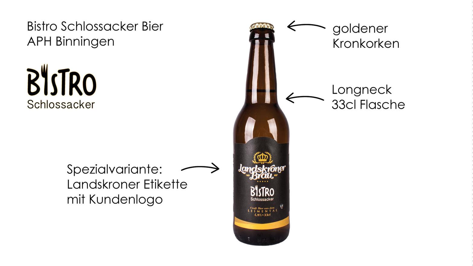Schlossacker Bier