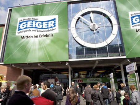 Neuer Partner: Geiger Sanitär & Wellness