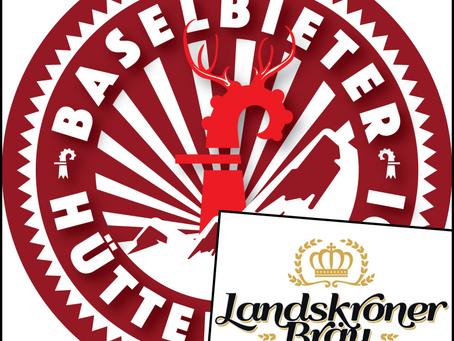 Baselbieter Hüttengaudi mit Landskroner Bieren