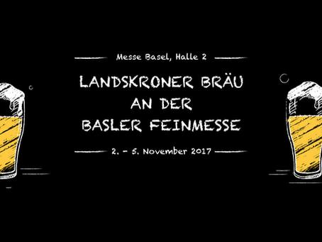 Landskroner Bräu @ Basler Feinmesse