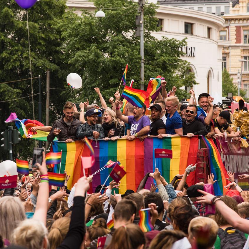 Helsinki Pride 2017