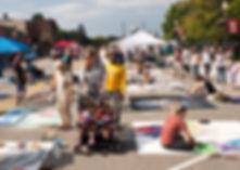 Downtown Chesterton Art Festival