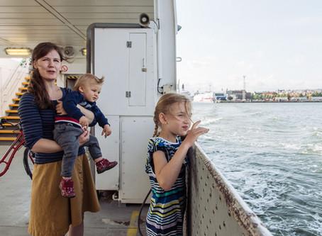 Seikkailu Helsingissä | Dokumentaarinen perhekuvaus