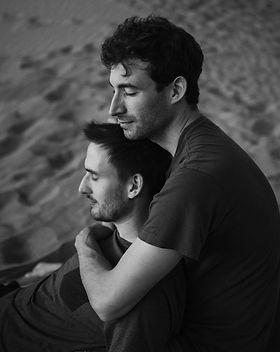 pariskuntakuvaus kihlakuvaus ulkomailla Kanarialla Gran Canaria, homopari, miespari, lgbtq+ ystävällinen, homoystävällinen valokuvaaja
