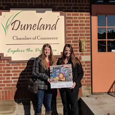 Duneland Chamber of Commerce - Festival Canvas Thank You