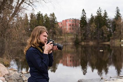 Valokuvauskurssi Järvenpää