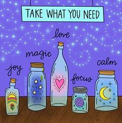 afbeelding Take what you need.jpg