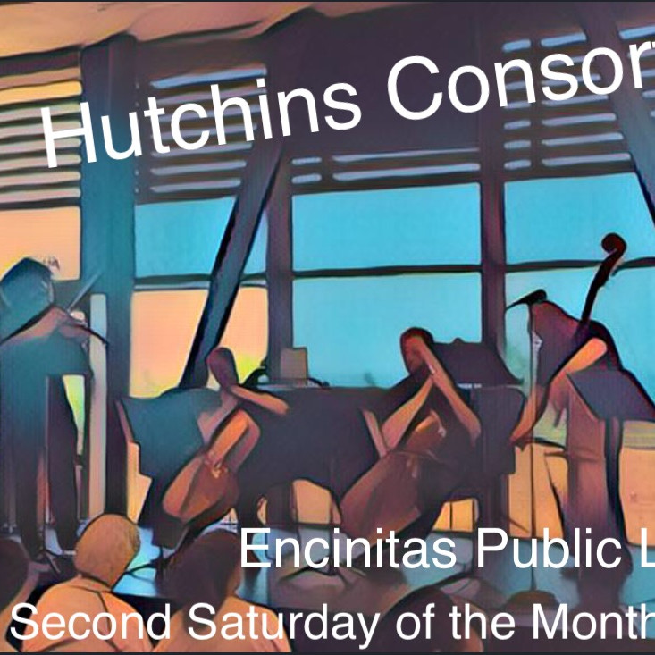 Free Concert Encinitas Library IS CANCELED