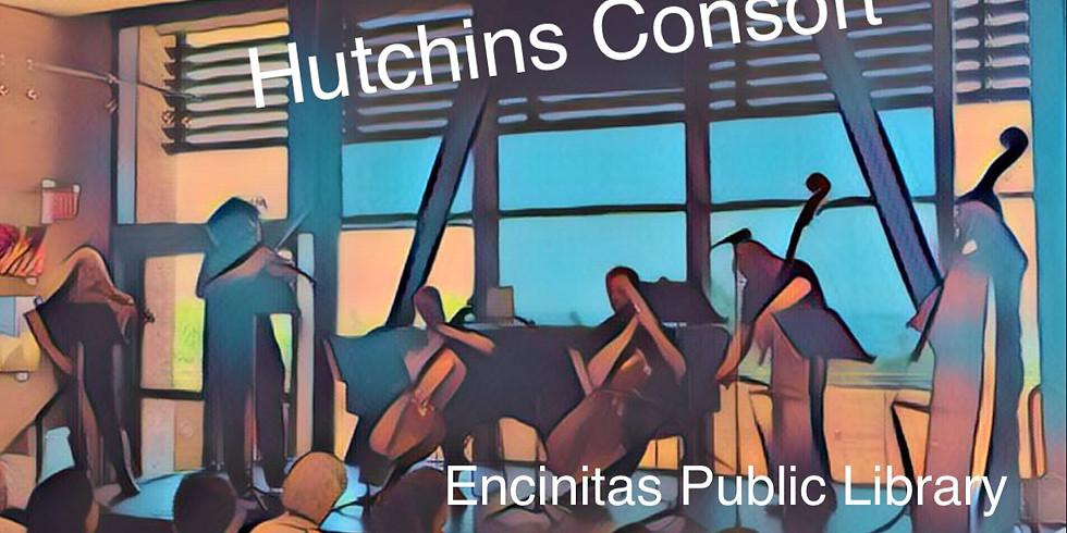 Free Concert Encinitas Library