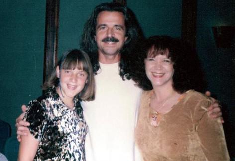 Dara, Yanni and me