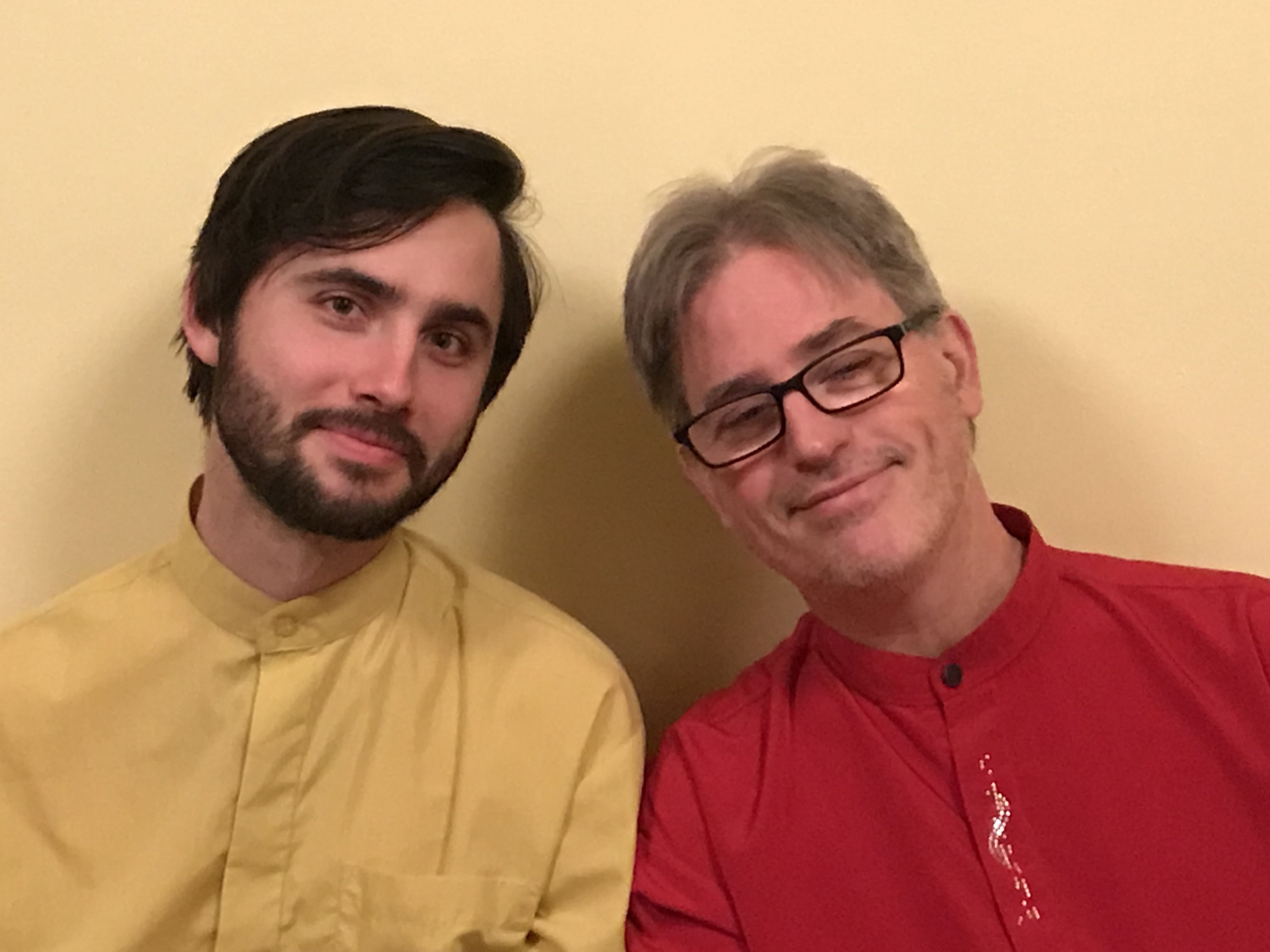 Joe and Tim