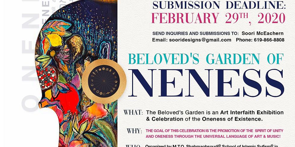 Beloved's Garden of Oneness