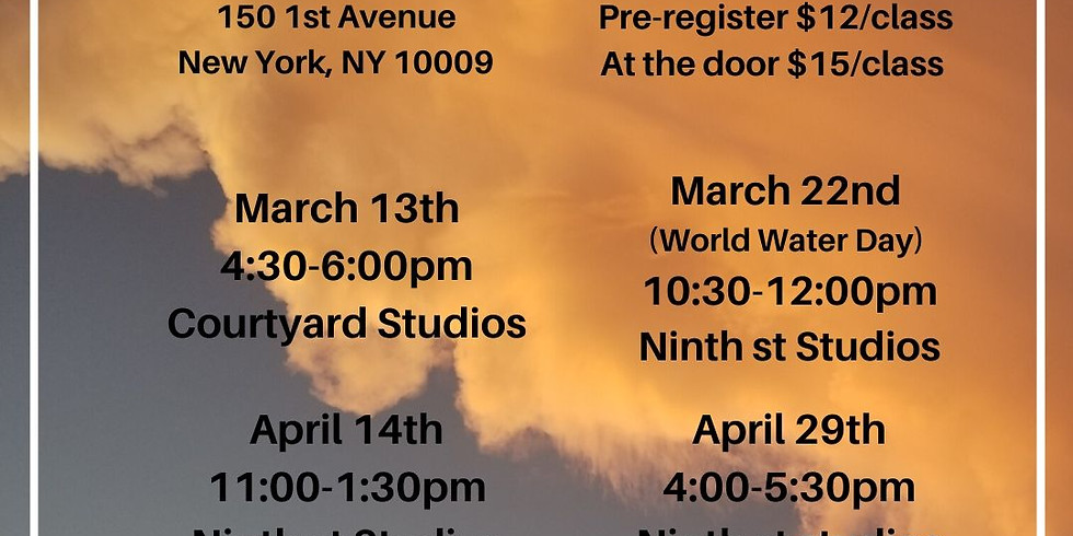 CANCELLED due to COVID-19 -SteLi Spring 2020 Workshop Series