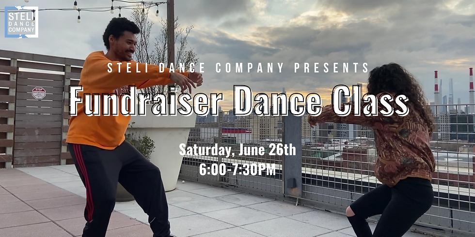 Fundraiser Dance Class