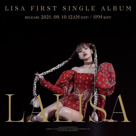 Lisa Blackpink Akhirnya Rilis Debut Solonya Yang Berjudul 'Lalisa'