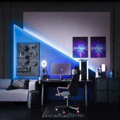 IKEA Berkolaborasi Dengan ROG Luncurkan Furnitur Khusus Gaming!