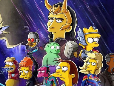 Karakter Loki Bakalan Muncul di The Simpson 'The Good, The Bart and The Loki'