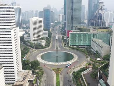 Ini Dia 63 Titik Penyekatan PPKM Darurat Di Jakarta