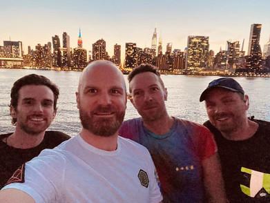 Album Ke-9 Coldplay Bakal Dirilis Bulan Oktober 2021 Nanti