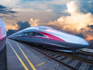 Kereta Cepat Jakarta-Bandung Bakal Diuji Coba Oktober 2022