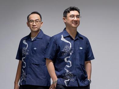 Peringati Hari Batik Nasional Axton Salim Luncurkan Batik Awan Harapan