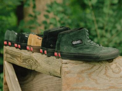 NOAH Kolaborasi Bareng Vans Luncurkan Footwear Untuk Skateboarding