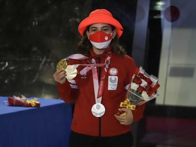 Atlet Paralimpiade, Leani Ratri Oktila Dapat Bonus Rp 13,5M Dari Pemerintah
