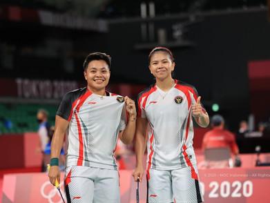 Tiga Tim Bulu Tangkis Indonesia Berhasil Lolos Ke Perempat Final Olimpiade Tokyo 2020