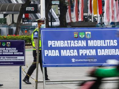 Lagi, PPKM Jawa-Bali Diperpanjang Sampai 13 September 2021!