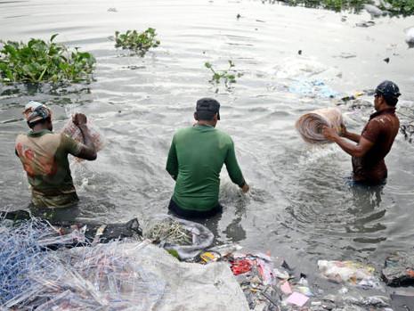 Laut Jakarta Tercemar Paracetamol Konsentrasi Tinggi. Kok Bisa?
