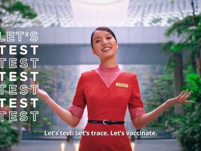 Konsep Keren Dari Singapura Untuk Promosikan Hidup New Normal