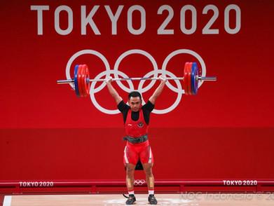 Eko Yuli Irawan Persembahkan Medali Ke-2 Untuk Indonesia