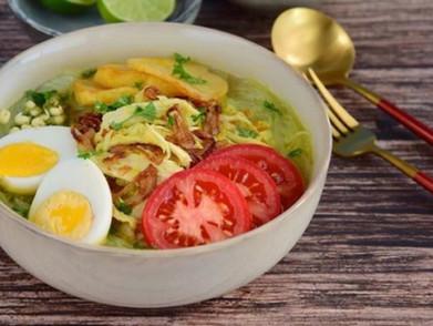 Soto Ayam Jadi Makanan Indonesia Yang Direkomendasikan New York Times Buat Dicoba!