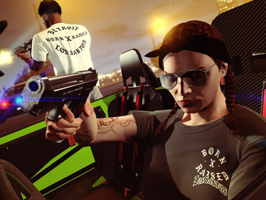 Koleksi Apparel 'GTA Online' Hadir Secara Virtual