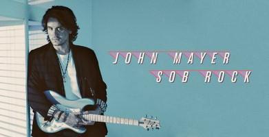 Punya Nuansa 80's, John Mayer Resmi Rilis Album Baru Berjudul 'Sob Rock'