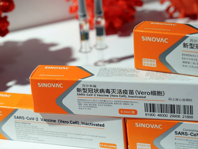 Vaksin Sinovac Sekarang Dapat Digunakan Anak Usia 12-17 Tahun di Indonesia