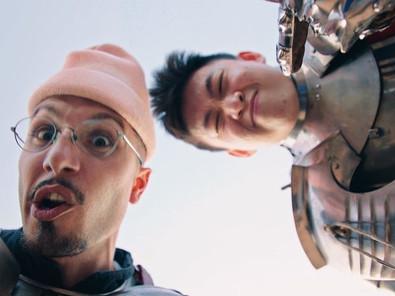 Bbno$ Rilis Video Lirik 'Edamame ft. Rich Brian' Dalam Bahasa Indonesia