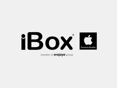 Netizen Heboh, Lihat iBox Pasang Spanduk Di Pinggir Jalan