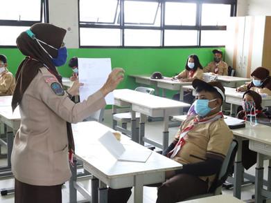 610 Sekolah Sudah Menjalankan Sekolah Offline Mulai Hari Ini
