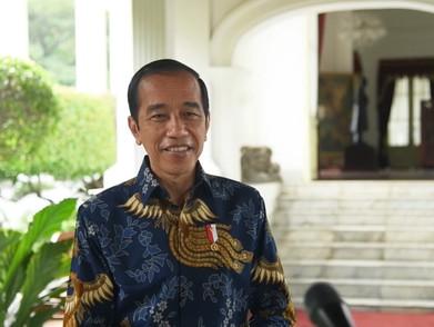 'Kritik Mahasiswa UI Bentuk Ekspresi di Negara Demokrasi' -Presiden Joko Widodo