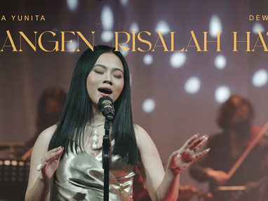 Yura Yunita Luncurkan Video Live Performance 'Kangen' dan 'Risalah Hati' Dari Dewa 19