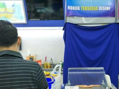 Minimarket Di DKI Jakarta Bakal Tutup Display Rokok. Kenapa?