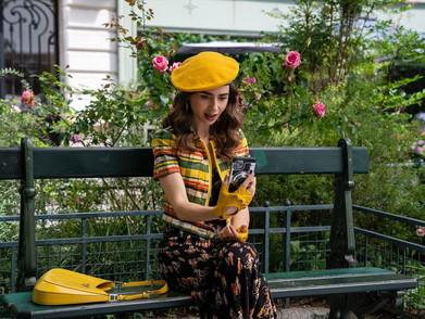 Yuk Intip First Look Dari Series 'Emily in Paris' Season Kedua Yang Lucu-Lucu!