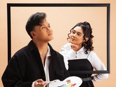 Rizky Febian dan Ziva Magnolya Rilis Lagu Terbaru Mereka 'Terlukis Indah'