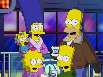 Kartun The Simpson, Ramalkan Richard Branson Wisata Ke Luar Angkasa Dari Tahun 2008!